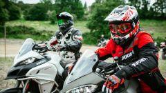 Ducati DRE Enduro e Multistrada 1200: a scuola di offroad - Immagine: 17