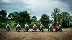 Ducati DRE Enduro e Multistrada 1200: a scuola di offroad - Immagine: 20
