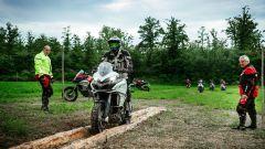 Ducati DRE Enduro e Multistrada 1200: a scuola di offroad - Immagine: 22