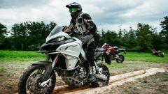 Ducati DRE Enduro e Multistrada 1200: a scuola di offroad - Immagine: 24