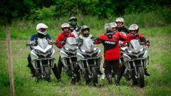 Ducati DRE Enduro e Multistrada 1200: a scuola di offroad - Immagine: 25