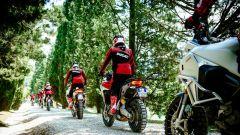 Ducati DRE Enduro e Multistrada 1200: a scuola di offroad - Immagine: 34