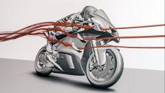 Ducati e la sua mostra sull'aerodinamica dove e quando POSTER