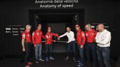 Ducati e la sua mostra sull'aerodinamica dove e quando taglio