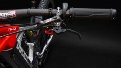 Ducati e-MTB 2021: il manubrio della TK-01RR