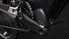 Ducati e-MTB 2021: il motore Shimano della TK-01RR
