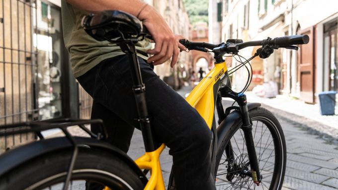 Ducati e-MTB 2021: la cittadina e-Scrambler