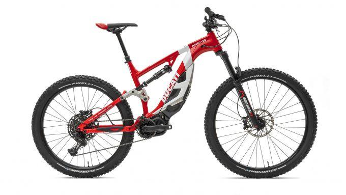 Ducati e-MTB 2021: la MIG-S