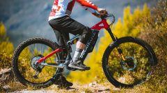 Ducati e-MTB 2021: la nuova TK-01RR