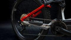 Ducati e-MTB 2021: la trasmissione della TK-01RR