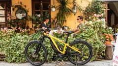 Ducati e-Scrambler è la bici a pedalata assistita trekking