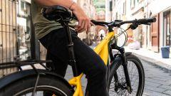 Ducati e-Scrambler è una bici elettrica a pedalata assistita