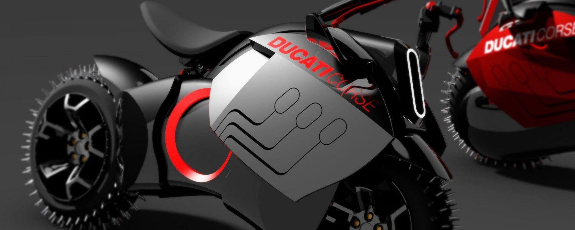 Ducati: e se un giorno arrivasse un'elettrica?