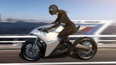 Ducati elettrica: il concept Ducati Zero di Fernando Pastre Fertonani