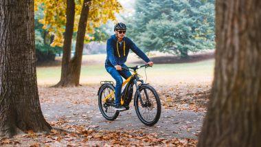 Ducati eScrambler: la prova della e-bike di Borgo Panigale