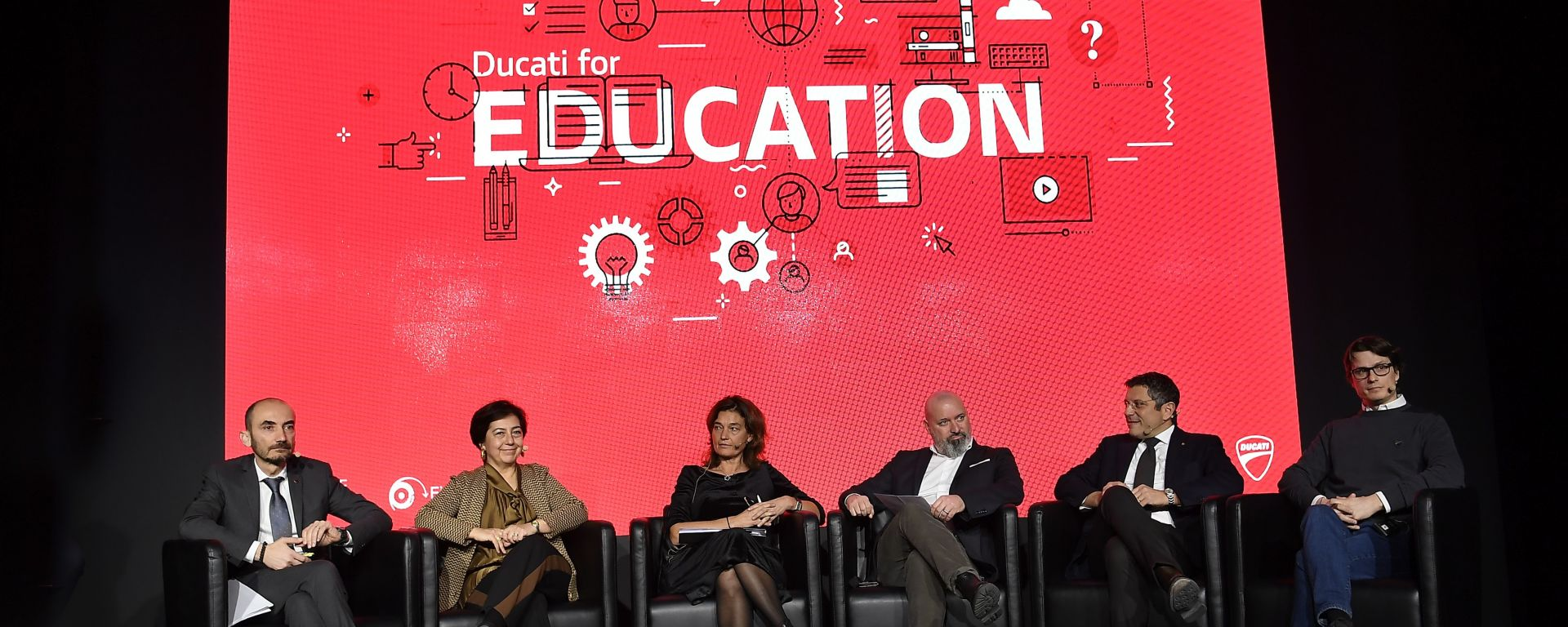 Ducati for Education 2019