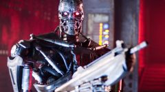 Ducati Hypermotard 2009 Terminator Salvation: il cyborg