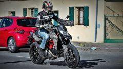 Ducati Hypermotard 2019: nuovo telaio, cornering ABS, ecco come cambia
