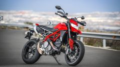 Ducati Hypermotard 950 2019: 3/4 anteriore