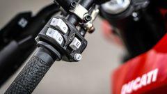 Ducati Hypermotard 950 2019: blocchetto sx