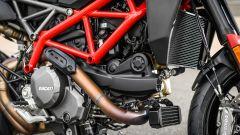 Ducati Hypermotard 950 2019: dettaglio del motore