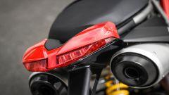 Ducati Hypermotard 950 2019: faro posteriore a LED