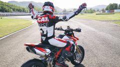 Ducati Hypermotard 950: Euro 5 per tutte e nuovo colore per la SP - Immagine: 11