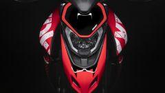 Ducati Hypermotard 950 RVE: il frontale