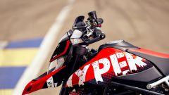 Ducati Hypermotard 950 RVE: il serbatoio