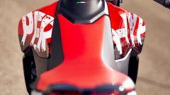 Ducati Hypermotard 950 RVE: la sella