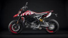 Ducati Hypermotard 950 RVE: nuova livrea, ma non solo