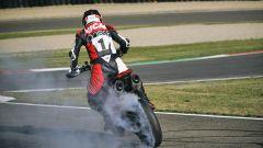 Ducati Hypermotard 950 SP: ruote fumanti