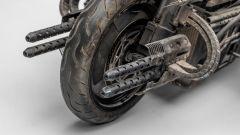 Ducati Hypermotard Terminator Salvation 2009: le mitragliatrici