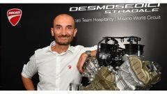 Ducati: il bicilindrico rimarrà sulle sportive medie - Immagine: 2