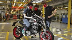 Ducati, luce verde per la produzione del nuovo Monster - Immagine: 2