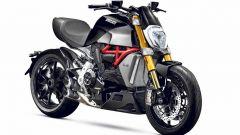 Ducati Diavel: le prime foto della moto misteriosa del WDW - Immagine: 4