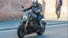 Ducati Diavel: le prime foto della moto misteriosa del WDW - Immagine: 1
