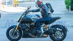 Ducati Diavel: le prime foto della moto misteriosa del WDW - Immagine: 2