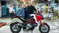 100.000 volte V2, la Ducati Multistrada V4 arriverà solo nel 2021 - Immagine: 3