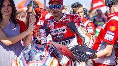 Ducati: la Panigale V4 R a Brands Hatch con Pirro - Immagine: 2