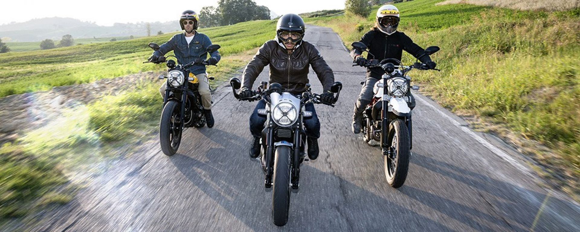 Ducati: le nuove Scrambler a Intermot 2018. Ecco come cambiano