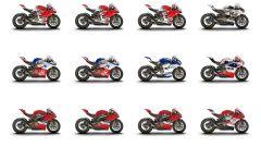 Ducati: le Panigale V4S usate dai piloti al WDW andranno all'asta su Ebay