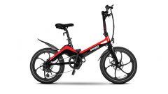 Ducati MG-20, la nuova e-bike foldable di MT Distribution. Scheda tecnica, prezzo