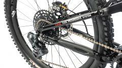 Ducati MIG-RR Limited Edition: particolare del cambio