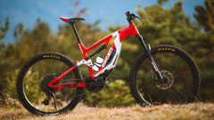 Ducati MIG-S 2020: vista laterale