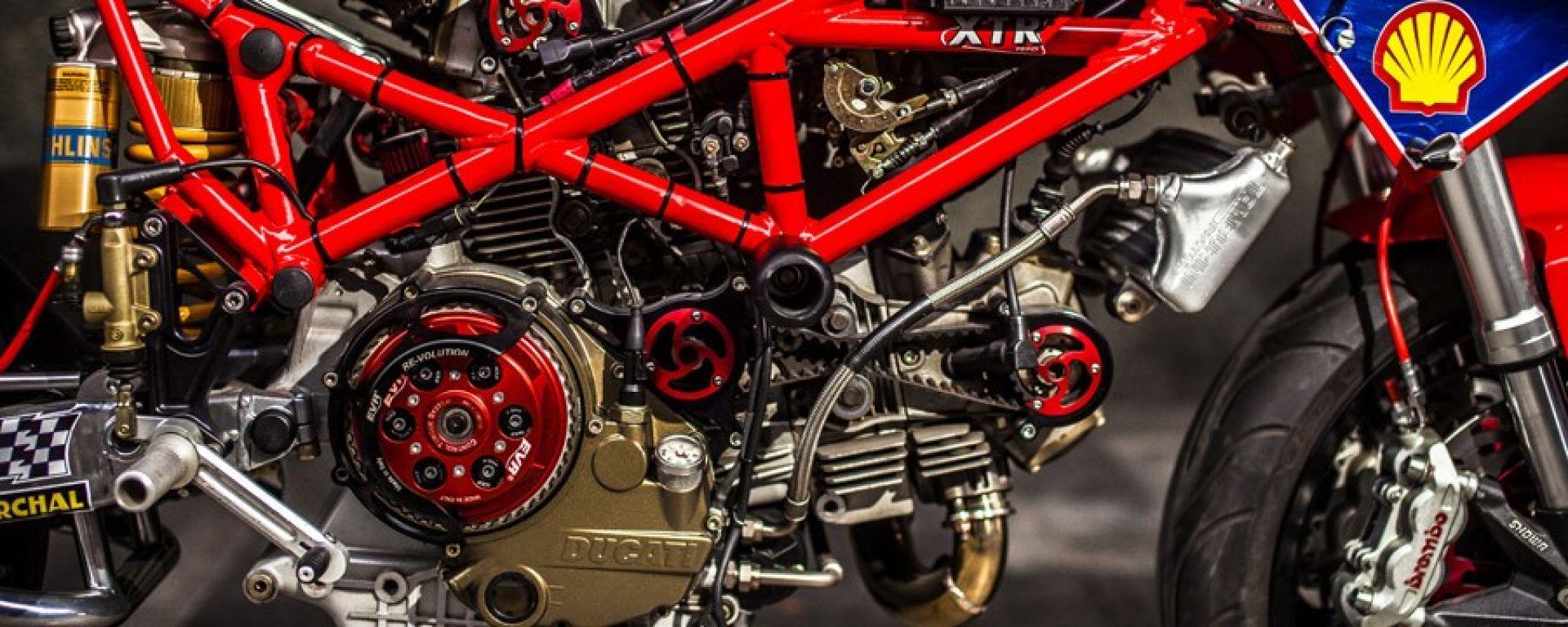 Ducati Monster 1000 Pata Negra by XTR