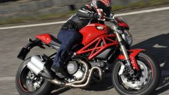 Ducati Monster 1100 evo - Immagine: 1