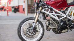 Monstrosity, una Ducati Monster 1100 da pista... o da bar? - Immagine: 4