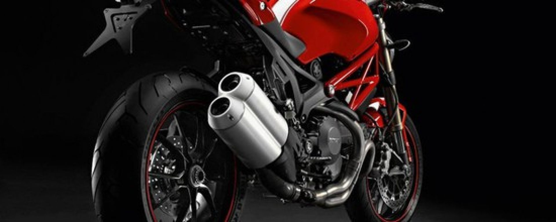 Ducati Monster 1110 evo