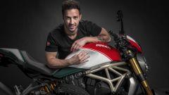 Ducati Monster 1200: ecco l'edizione limitata 25° anniversario - Immagine: 2